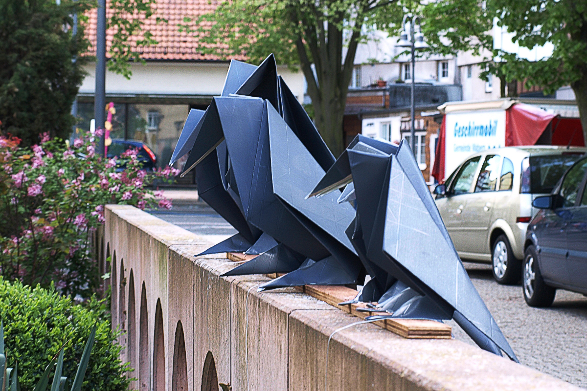 Andreas Schluttig - Origami