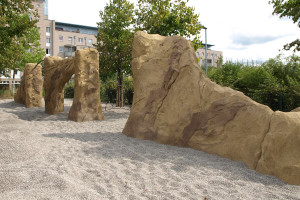 Spielplatz, Berlin, 2014