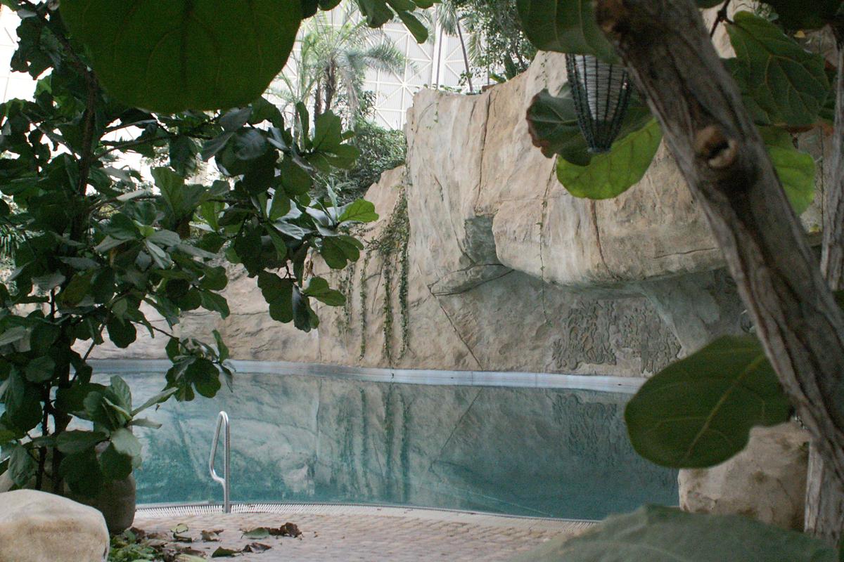 Tropical Island, 2004
