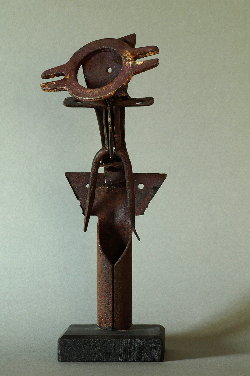 Don Quichote, Metallteile, 1988