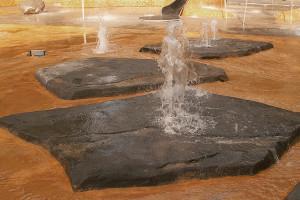 Wasserspielplatz Mainz 2003