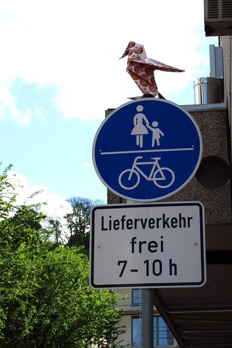 Streetartaktion Gudensberg 2013