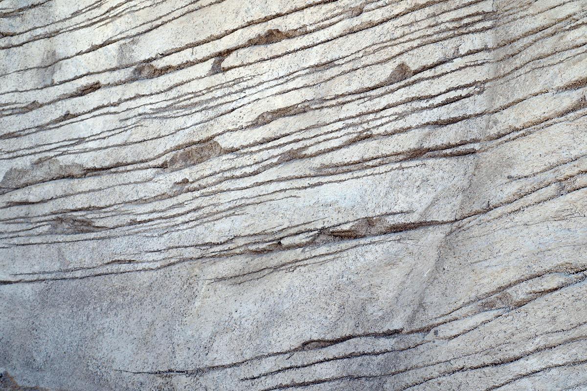 Schichtenrisse Detail